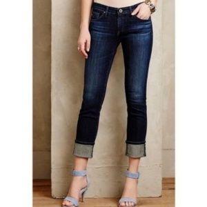 AG Stevie Cuff jeans